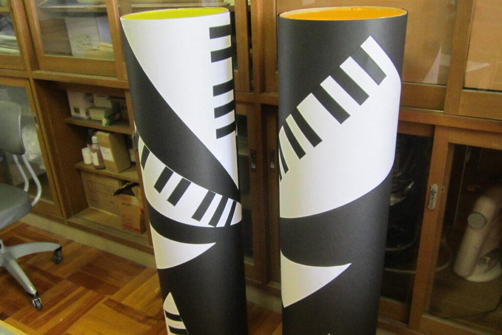 音楽会装飾ト音記号