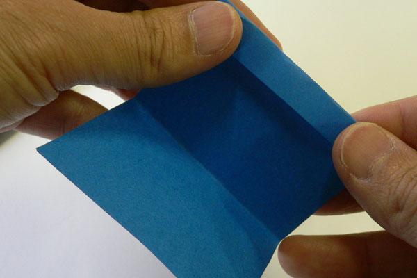 色画用紙で作る兜